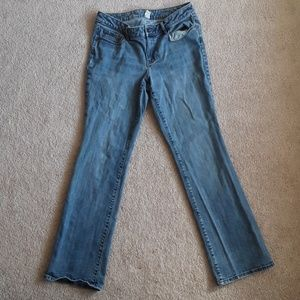 Sonoma bootcut jeans size 8